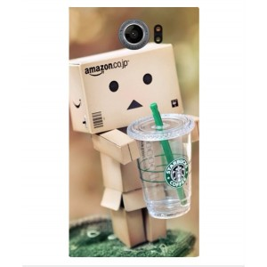 Coque De Protection Amazon Starbucks Pour Blackberry Priv