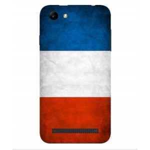Coque De Protection Drapeau De La France Pour Archos 40 Power