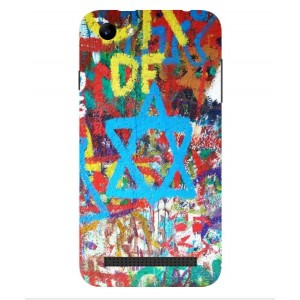 Coque De Protection Graffiti Tel-Aviv Pour Archos 40 Power