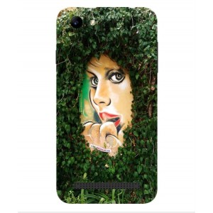 Coque De Protection Art De Rue Pour Archos 40 Power