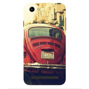 Coque De Protection Voiture Beetle Vintage Archos 40 Power