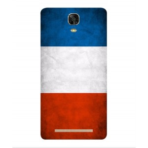 Coque De Protection Drapeau De La France Pour BLU Energy XL