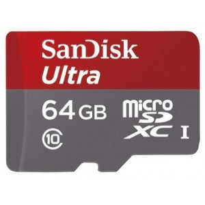 Carte Mémoire Micro SD 64Go Pour Orange Rise 31