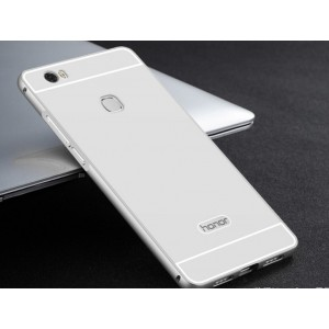 Protection Bumper Blanc Pour Huawei Honor 8