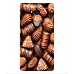 Coque De Protection Chocolat Pour Huawei Honor 5x