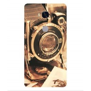 Coque De Protection Appareil Photo Vintage Pour Huawei Honor 5x
