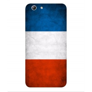 Coque De Protection Drapeau De La France Pour Orange Dive 71