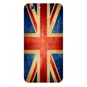Coque De Protection Drapeau Vintage Royaume Uni Pour Orange Dive 71