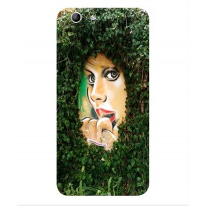 Coque De Protection Art De Rue Pour Orange Dive 71