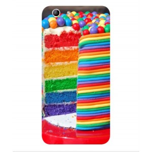 Coque De Protection Gâteau Multicolore Pour Orange Dive 71