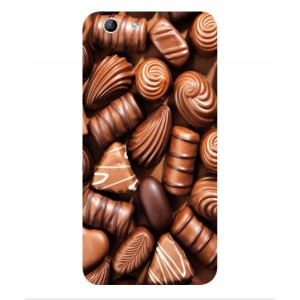 Coque De Protection Chocolat Pour Orange Dive 71