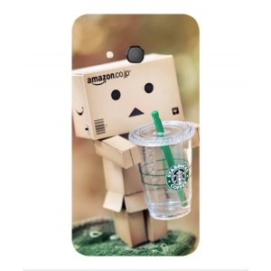 Coque De Protection Amazon Starbucks Pour Orange Rise 31