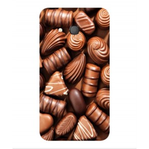 Coque De Protection Chocolat Pour Orange Rise 31