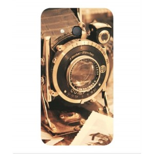 Coque De Protection Appareil Photo Vintage Pour Orange Rise 31