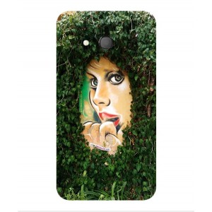 Coque De Protection Art De Rue Pour Orange Rise 31