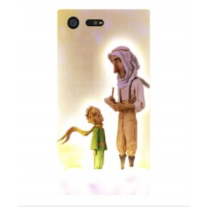 Coque De Protection Petit Prince Sony Xperia X Compact