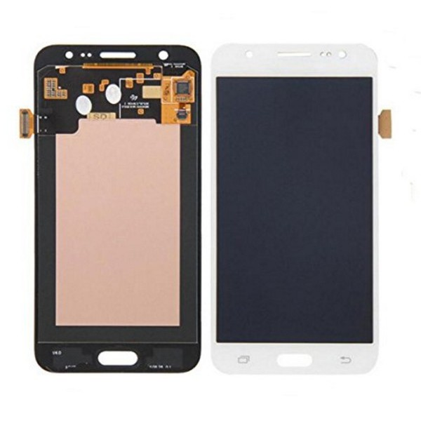 Ecran complet lcd vitre tactile samsung galaxy j5 blanc for Photo ecran galaxy j5