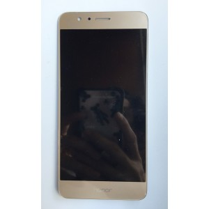 Ecran LCD Complet Vitre Tactile Pour Huawei Honor 8 - Or