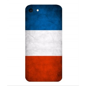 Coque De Protection Drapeau De La France Pour iPhone 7