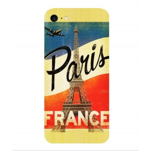 Coque De Protection Paris Vintage Pour iPhone 7
