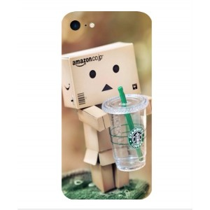 Coque De Protection Amazon Starbucks Pour iPhone 7