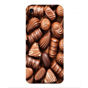 Coque De Protection Chocolat Pour iPhone 7