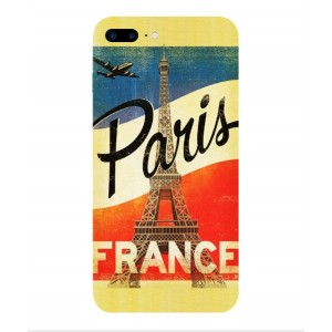Coque De Protection Paris Vintage Pour iPhone 7 Plus