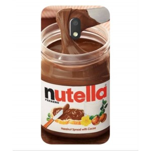 Coque De Protection Nutella Pour Motorola Moto E3 Power