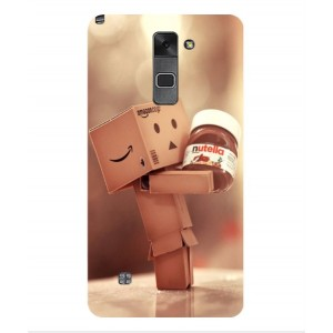 Coque De Protection Amazon Nutella Pour LG Stylus 2