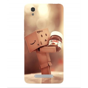 Coque De Protection Amazon Nutella Pour ZTE Blade A452