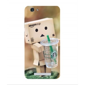 Coque De Protection Amazon Starbucks Pour ZTE Blade A610