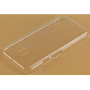 Coque De Protection Rigide Transparent Pour Motorola Moto E3 Power