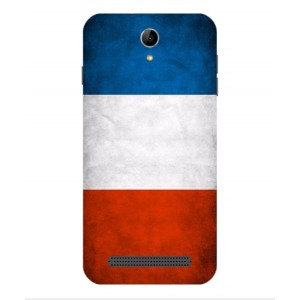 Coque De Protection Drapeau De La France Pour Acer Liquid Z6