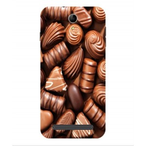 Coque De Protection Chocolat Pour Acer Liquid Z6