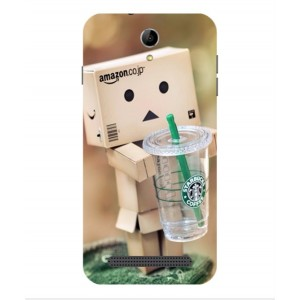 Coque De Protection Amazon Starbucks Pour Acer Liquid Z6