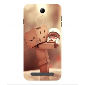 Coque De Protection Amazon Nutella Pour Acer Liquid Z6