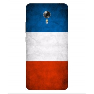 Coque De Protection Drapeau De La France Pour Acer Liquid Z6 Plus