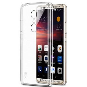 Coque De Protection En Silicone Transparent Pour ZTE Axon 7