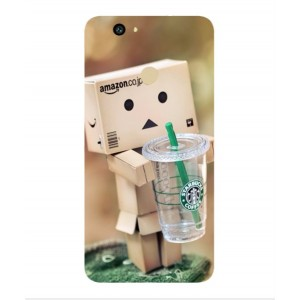 Coque De Protection Amazon Starbucks Pour Huawei Nova