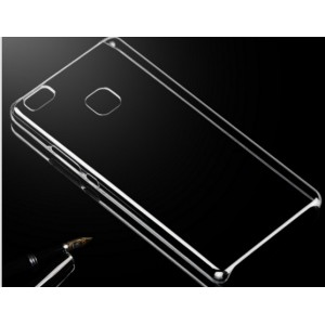 Coque De Protection Rigide Transparent Pour Huawei P9 Lite