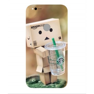 Coque De Protection Amazon Starbucks Pour Google Pixel