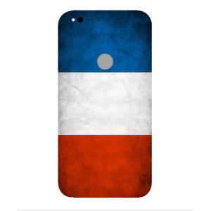 Coque De Protection Drapeau De La France Pour Google Pixel XL