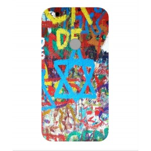 Coque De Protection Graffiti Tel-Aviv Pour Google Pixel XL