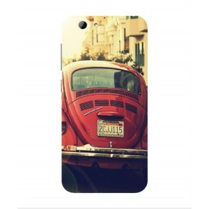 Coque De Protection Voiture Beetle Vintage HTC One A9s