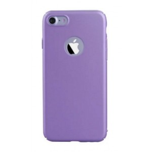 Coque De Protection Rigide Violet Pour iPhone 7 Plus