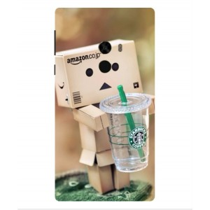 Coque De Protection Amazon Starbucks Pour Xiaomi Mi Mix