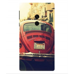 Coque De Protection Voiture Beetle Vintage Xiaomi Mi Mix