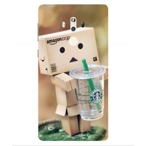 Coque De Protection Amazon Starbucks Pour ZTE Axon 7 Max
