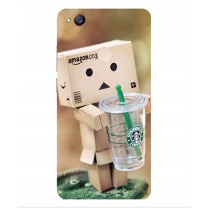 Coque De Protection Amazon Starbucks Pour ZTE Nubia Z11 Mini S