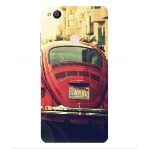 Coque De Protection Voiture Beetle Vintage ZTE Nubia Z11 Mini S